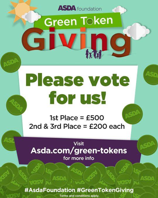 Adsa Foundation – Green Token Giving Scheme