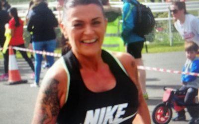 Martine – Brighton Marathon Runner 12th September 2021